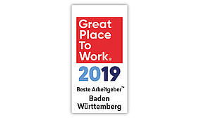 Great Place to Work® doubleSlash 2019