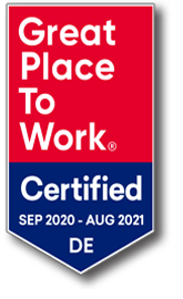 Great Place to Work® Certified