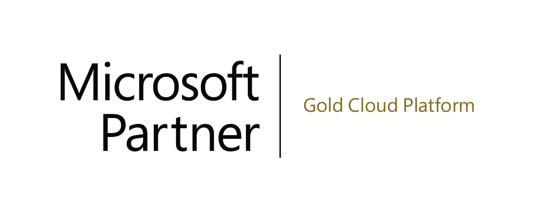 Microsoft Partner Gold Cloud Plattform